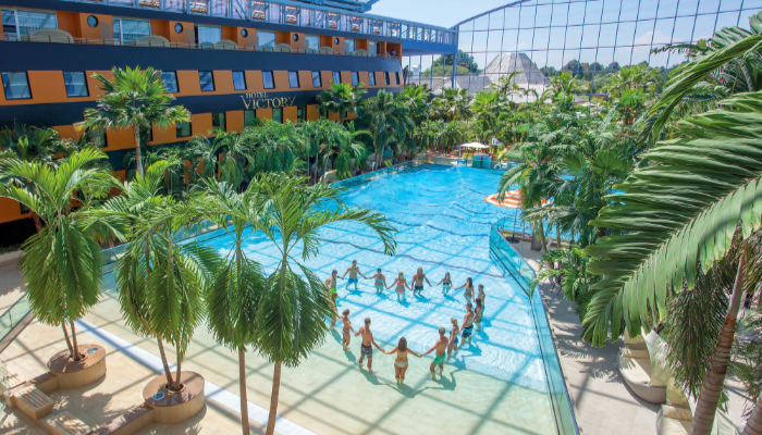 Hotel 365 Tage Sommer